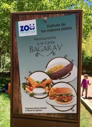 adventures of a gluten free globetrekker Gluten free Madrid zoo