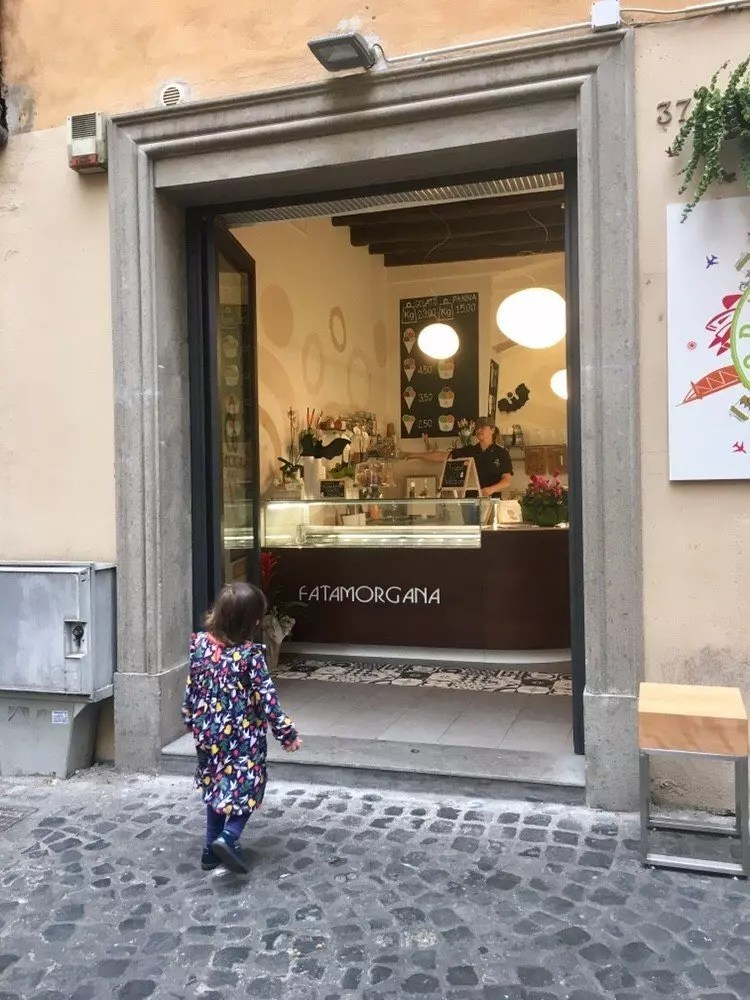 best gluten free ice cream in Rome