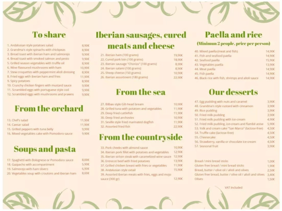 adventures of a gluten free globetrekker Gluten Free Restaurant Seville: Restaurante Postigo 10 Seville Spain  where to find gluten free tapas in Seville Spain