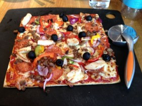 adventures of a gluten free globetrekker Gluten Free Pizza at Pizza Hut London