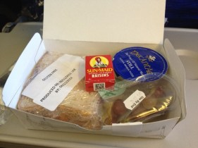 adventures of a gluten free globetrekker Gluten Free Meals on British Airways / American Airlines Almond Allergy New York