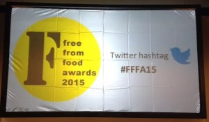 adventures of a gluten free globetrekker Free From Food Awards 2015