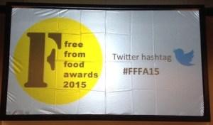 adventures of a gluten free globetrekker 2015 Free From Food Awards Gluten Free News