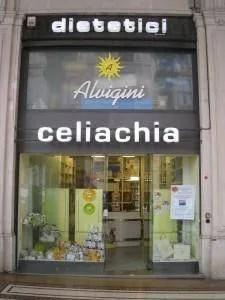 adventures of a gluten free globetrekker Gluten Free Shopping Italy: Dedicated Gluten Free Shop Genoa Gluten Free Italy Gluten Free Travel International Italy