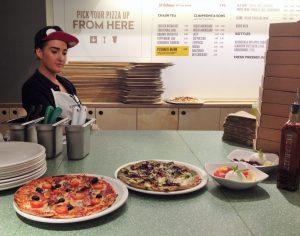 adventures of a gluten free globetrekker Gluten Free Pizza: Pizza Buzz, London EC2 London