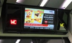 adventures of a gluten free globetrekker gluten Italy train