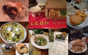 adventures of a gluten free globetrekker London Collage