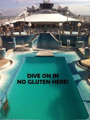 adventures of a gluten free globetrekker MSC MUSICA POOL GLUTEN FREE