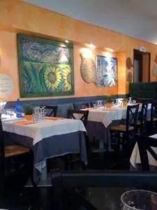 adventures of a gluten free globetrekker Restorante Renovatio La Soffitta