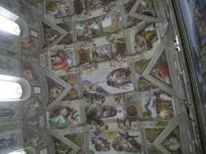 adventures of a gluten free globetrekker Sistene Chapel