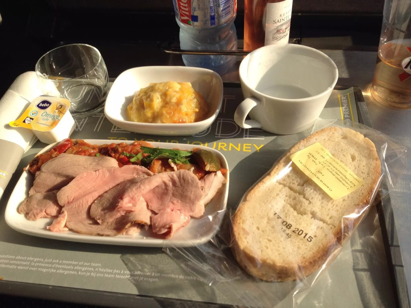 adventures of a gluten free globetrekker Gluten Free Travel on the Eurostar (Revisited) France Paris