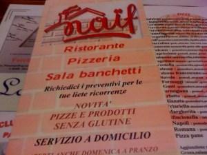adventures of a gluten free globetrekker Gluten Free Pizza: Palermo, Sicily Gluten Free Italy Gluten Free Travel International Italy Sicily