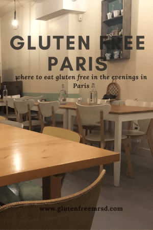 adventures of a gluten free globetrekker Gluten Free Paris: Restaurants open in the evenings