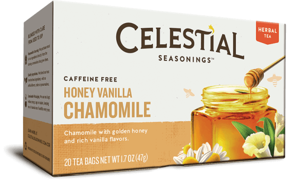 Celestial Seasonings Honey Vanilla Chamomile Herbal Tea