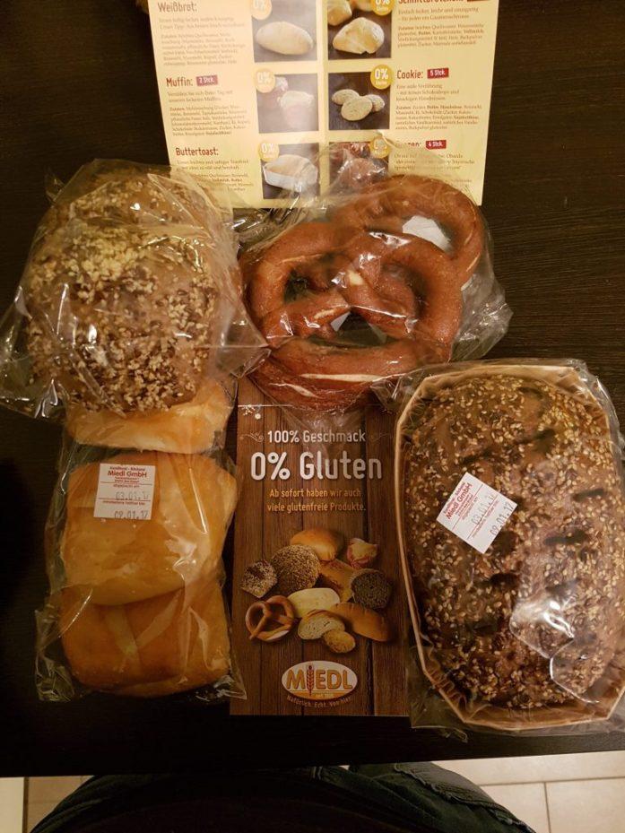 Brot-glutenfrei Rabatt