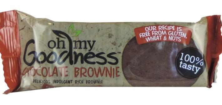 glutenfrei brownie