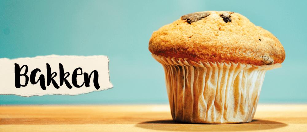 Glutenvrije recepten voor gebak en hartige baksels