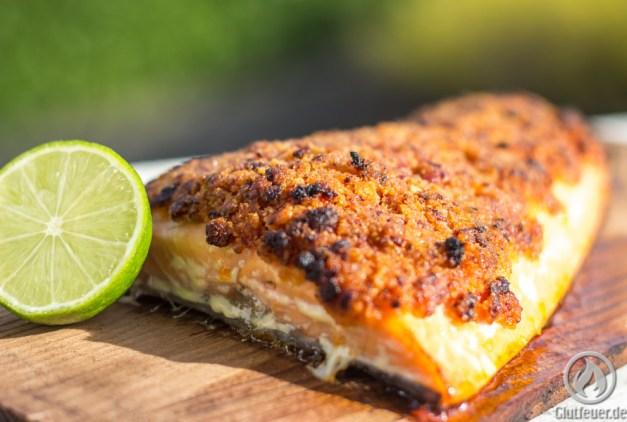 Lachs-Zedernholzplanke-Chorizo-Kruste-6