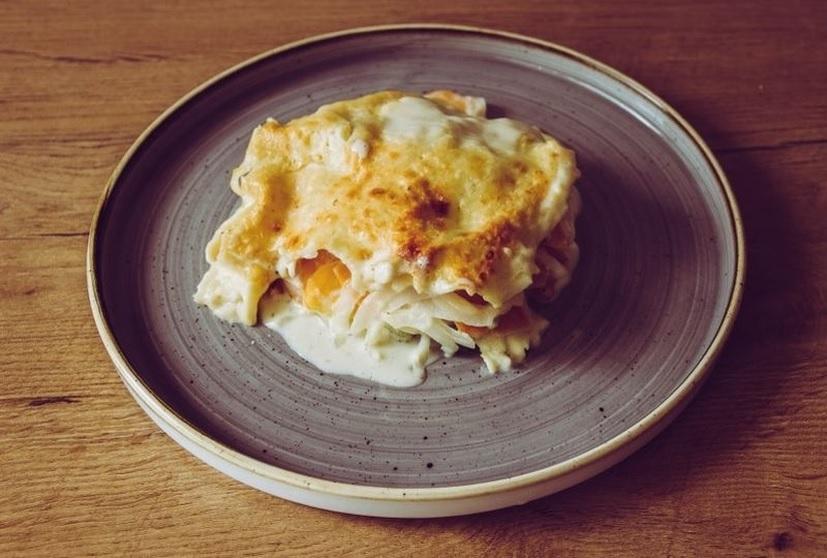 Fertige Gemüse Lasagne