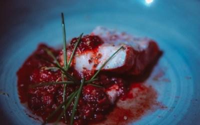 Kabeljau im Chorizo-Tomaten-Sud