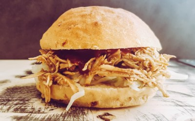Pulled Chicken aus dem FT1