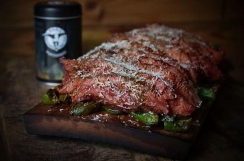 Mediterranes Flat Iron Steak