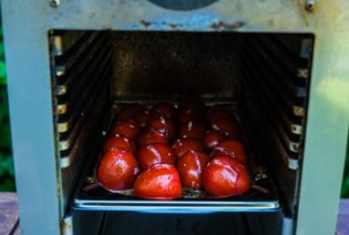 Gegarte Tomaten