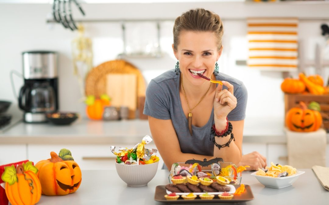 Does Halloween candy cause inflammation?