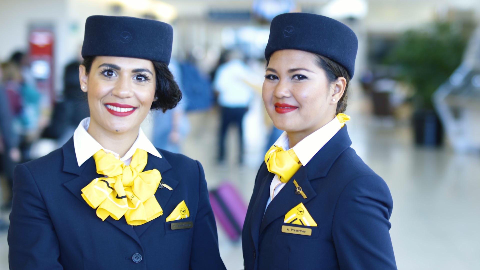 Lufthansa Snapchat Stories
