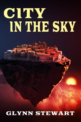 City in the Sky by Glynn Stewart