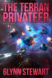 The Terran Privateer by Glynn Stewart