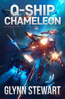Q-Ship Chameleon by Glynn Stewart