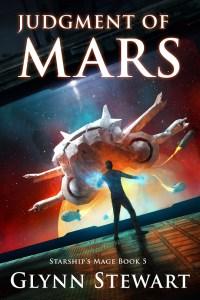 Judgment of Mars by Glynn Stewart
