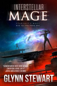 Interstellar Mage is out now!