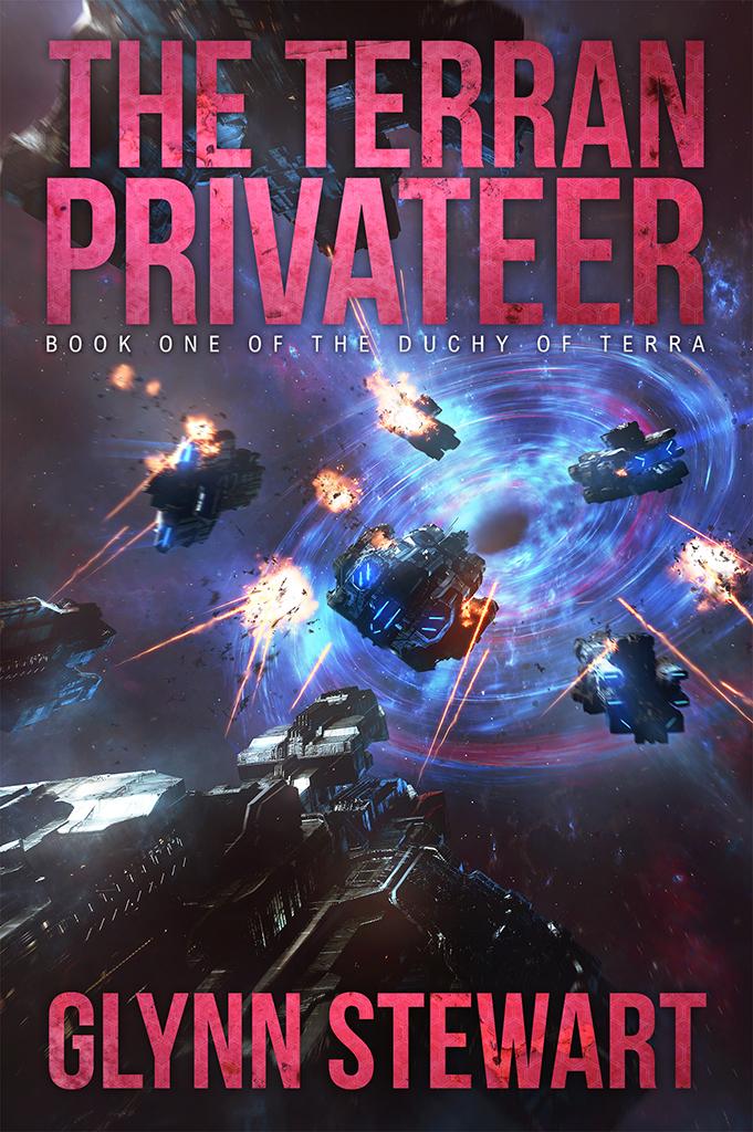 The Terra Privateer by Glynn Stewart