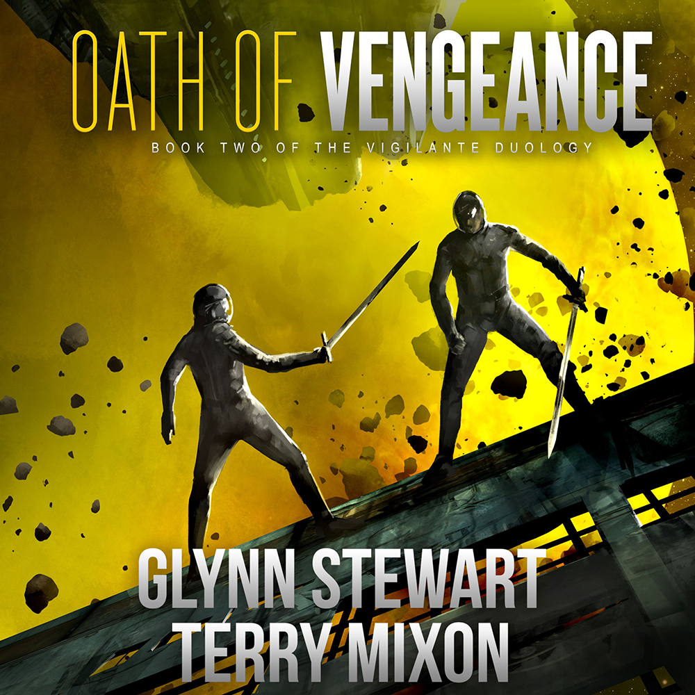 Oath of Vengeance (Audiobook) by Glynn Stewart and Terry Mixon