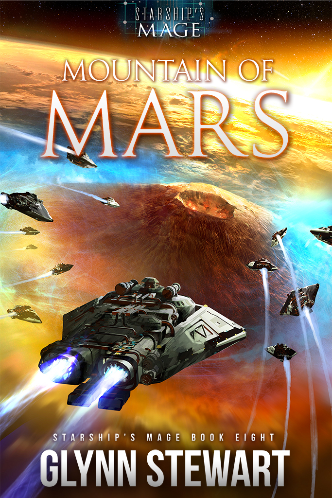 Mountain of Mars by Glynn Stewart