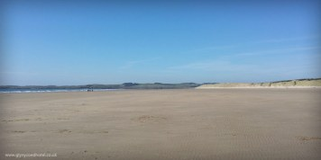newborough forest Beach