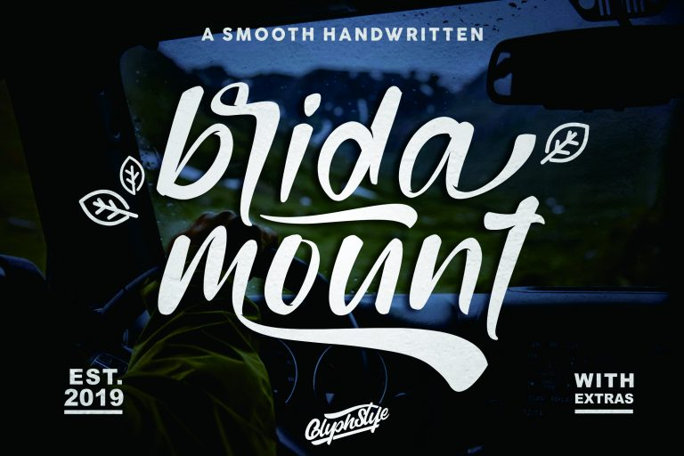 Preview image of Bridamount Smooth Handwritten with Extras