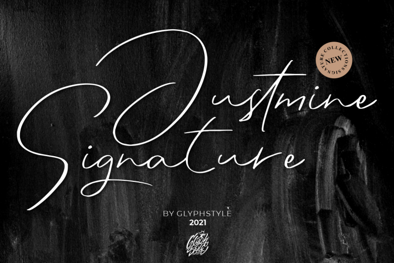 Preview image of Justmine Signature