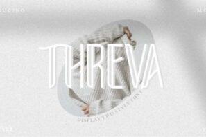 Threva Sans Serif Two Style