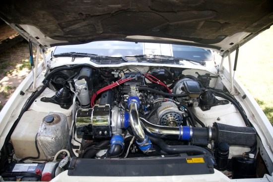 Here's a closer look under the hood of Dave Brecht's 1989 Turbo Trans Am that makes over 500hp at the wheels and runs deep 11s.