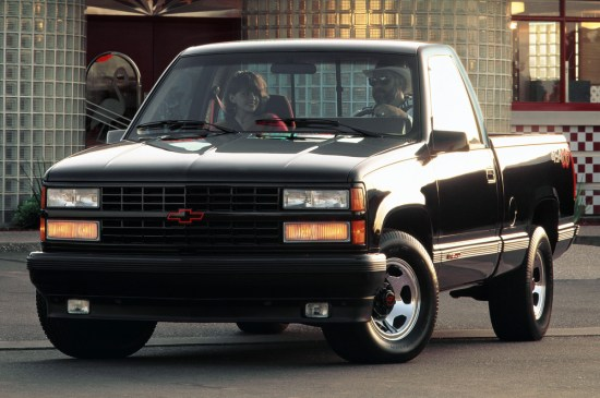 1993 454 SS