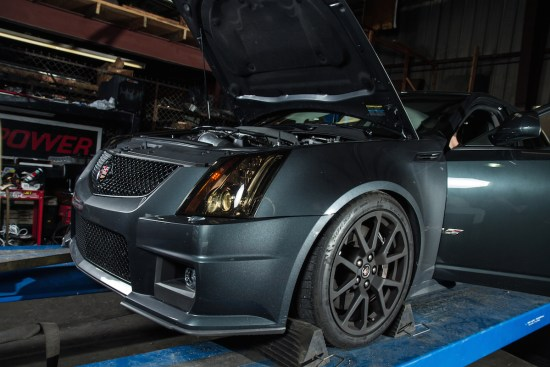 We strap a supercharged V to the dyno and install a Fasterproms ported blower to see real before and after gains.