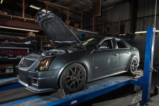 CTS-V Blower