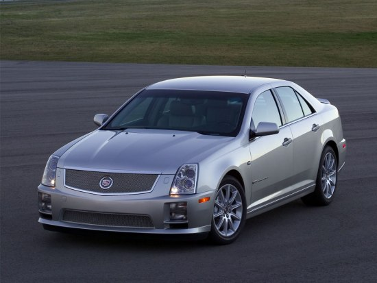 2006 Cadillac STS-V. X06PT_ST013