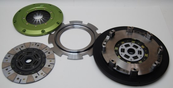 Twin Disc Friction Plate