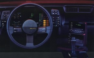 1984ChevroletCamaroBerlinettadigitaldash