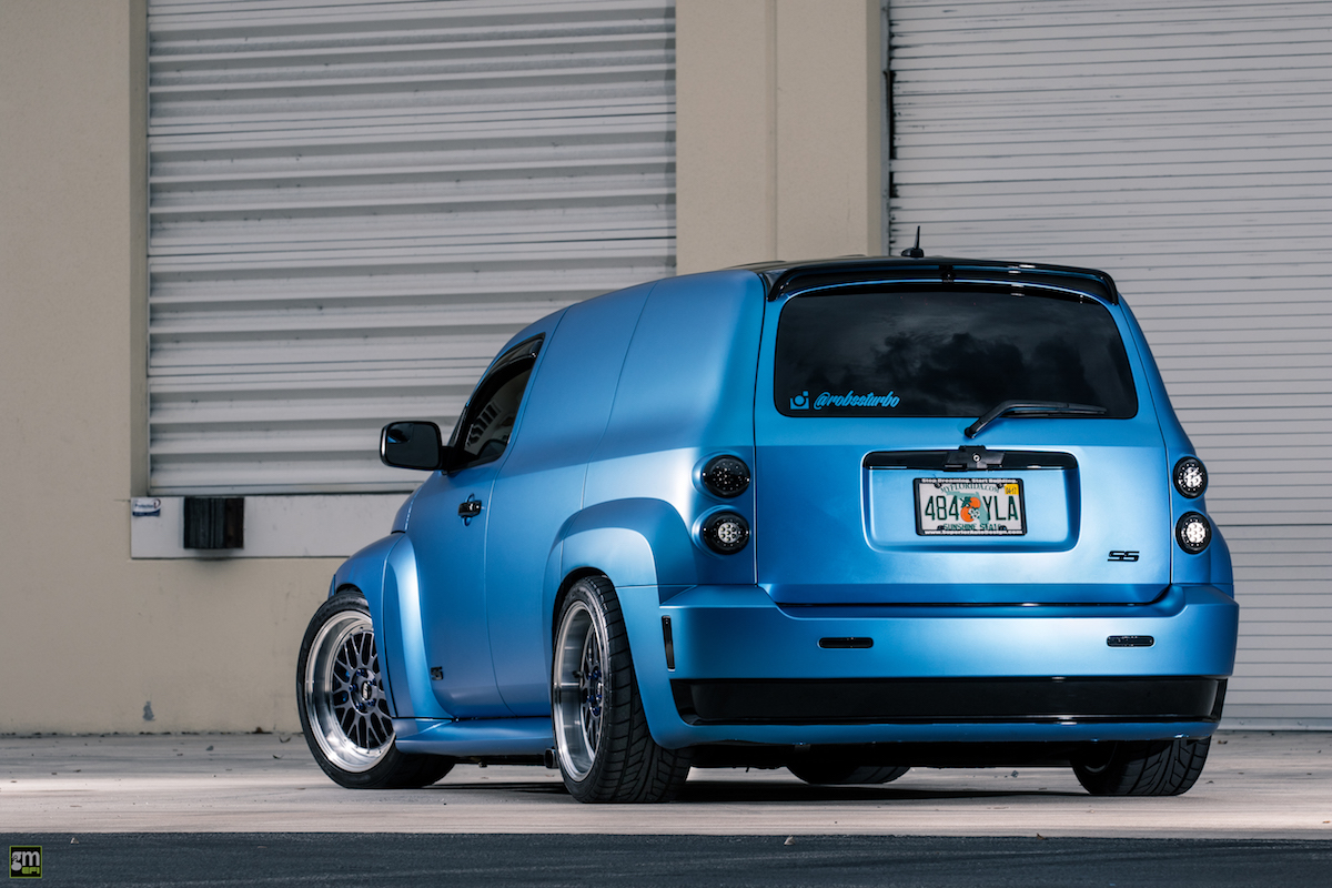 All Chevy blue chevy hhr : GM EFI Magazine