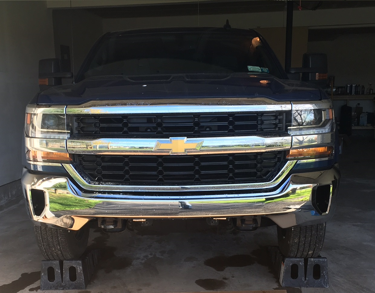 hight resolution of chevy colorado 2014 2016 newer front bumper removal 2014 2018 chevy